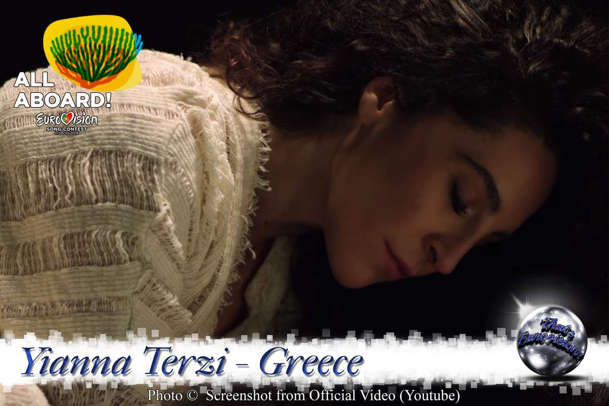 Greece - Yianna Terzi - Oneiro Mou (Official Video)