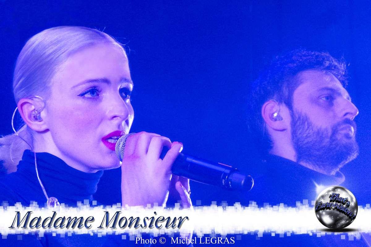 Madame Monsieur - Concert au Petit Bain