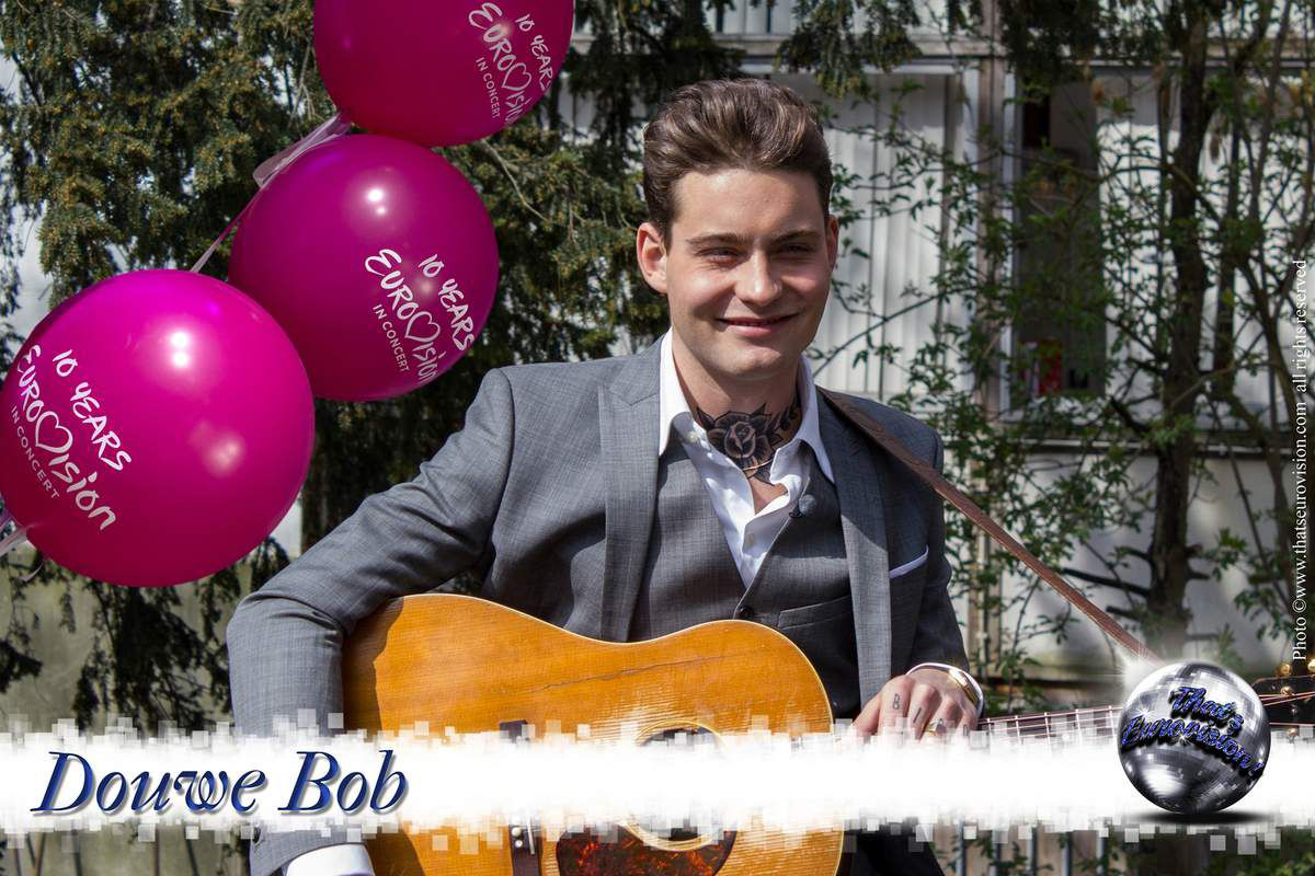 The Netherlands - Douwe Bob (Slow Down) 2016