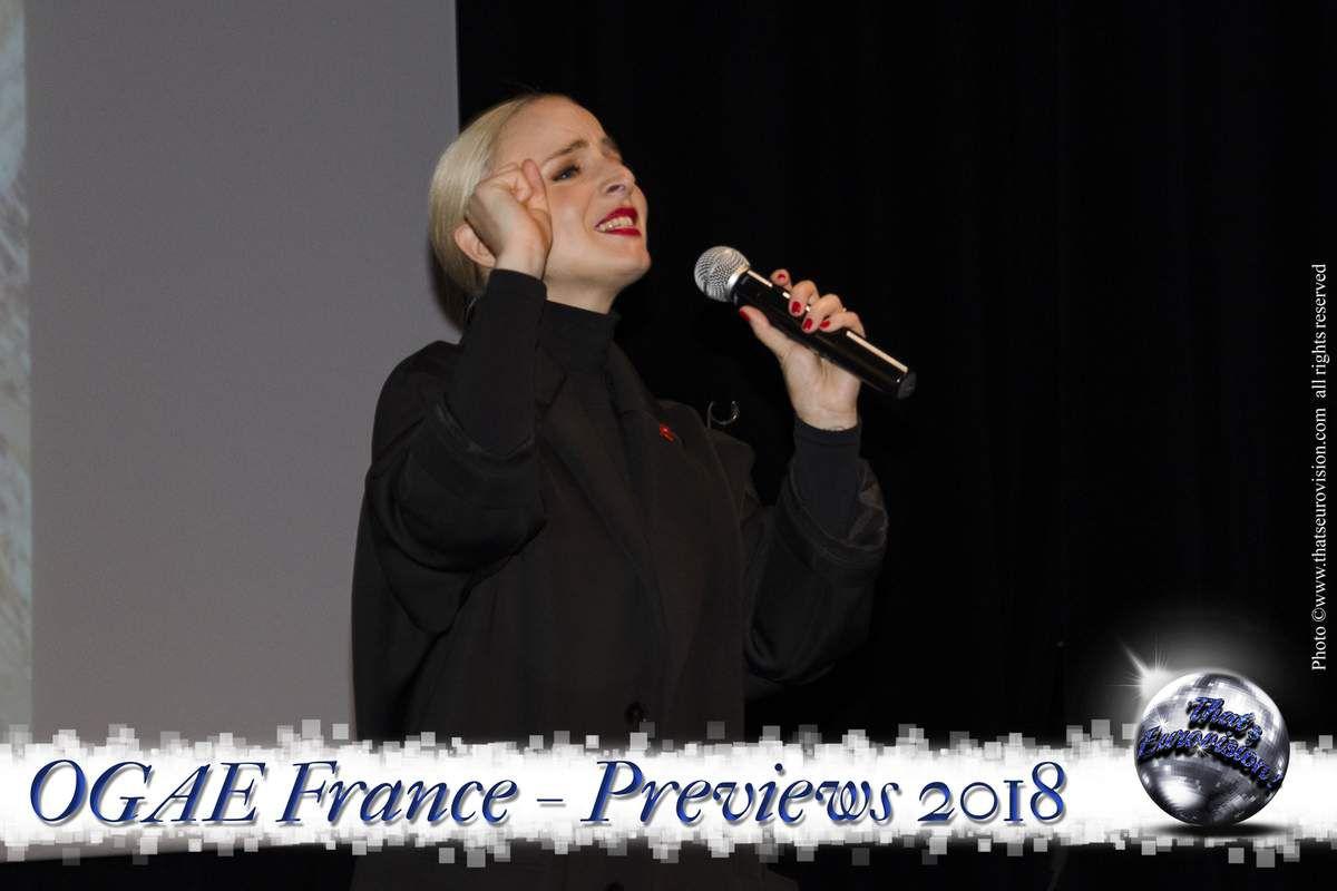OGAE France - Previews 2018