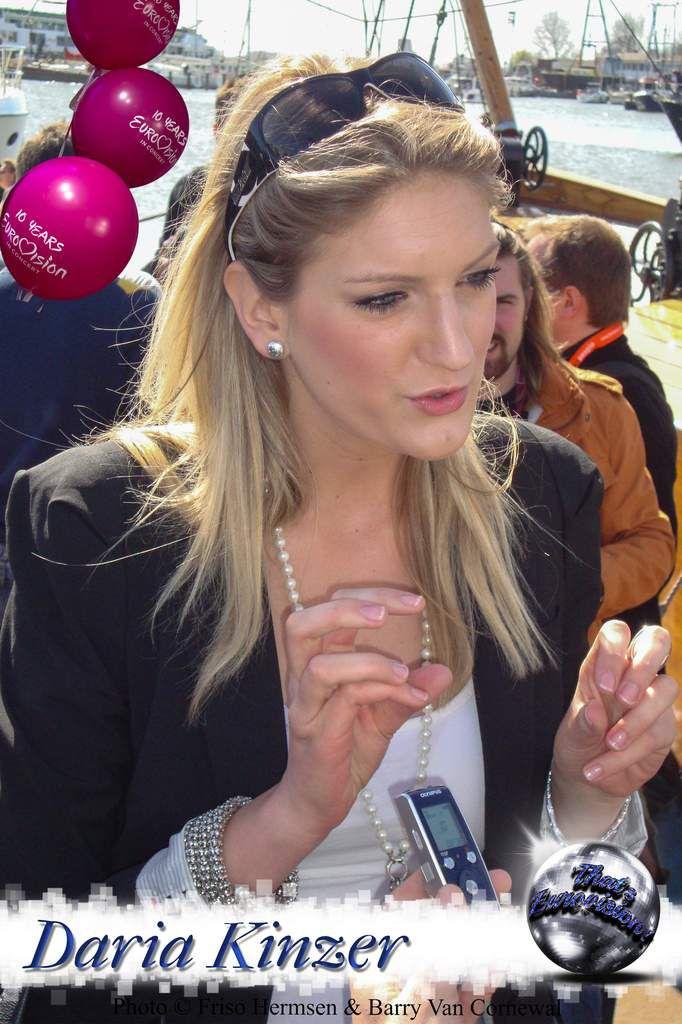 Croatia - Daria Kinzer (Celebrate) 2011