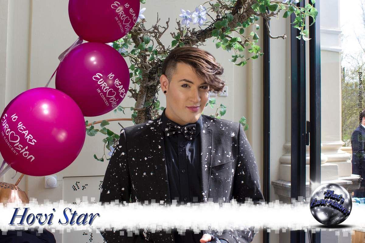 Israel - Hovi Star (Made of Stars) 2016