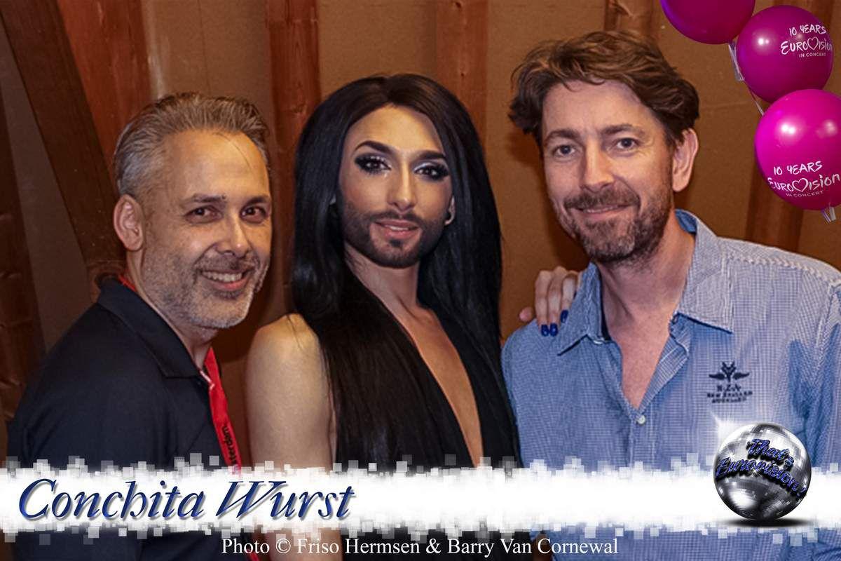 Austria - Conchita Wurst (Rise Like a Phoenix) 2014