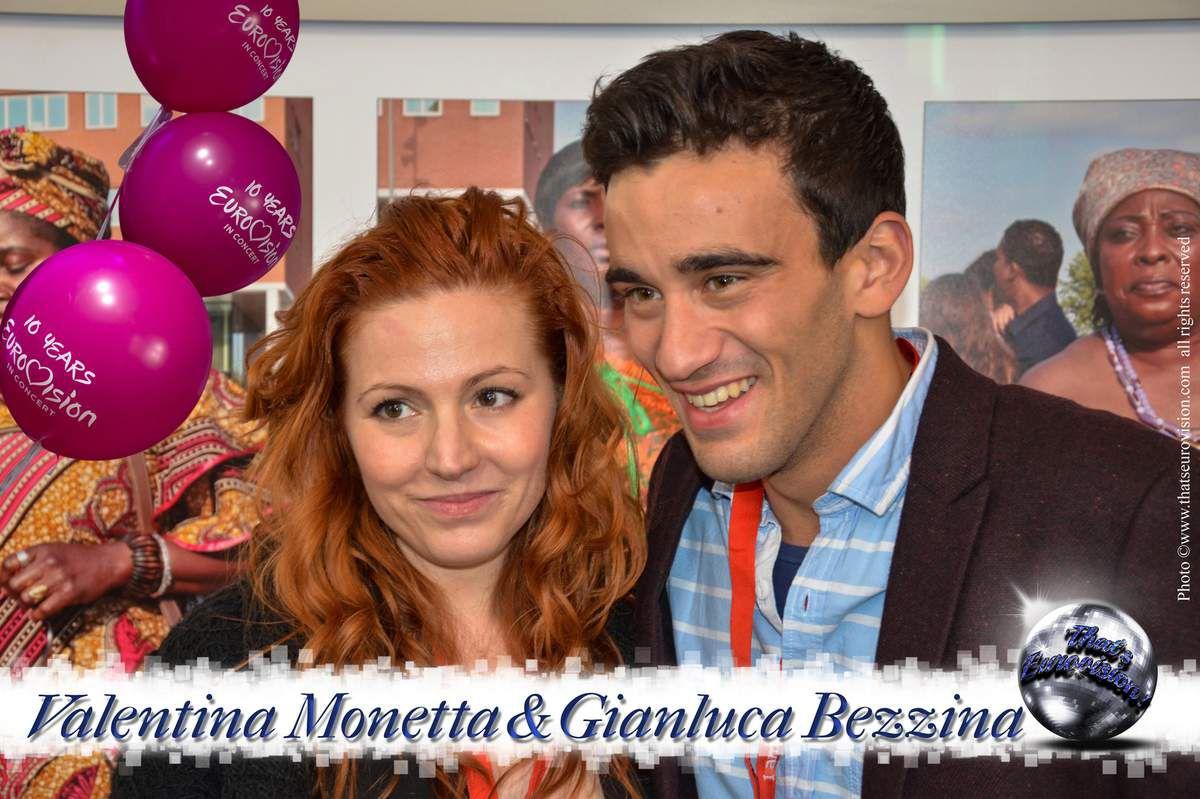 San Marino - Valentina Monetta (Crisalide (Vola)) & Malta - Gianluca Bezzina (Tomorrow) 2013