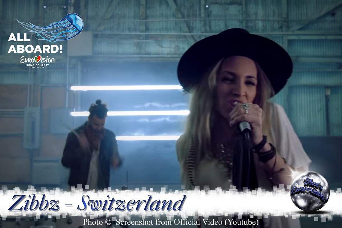 Switzerland 2018 - Zibbz - Stones (Official Video and Lyrics)