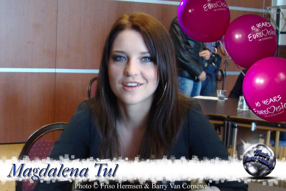 Poland - Magdalena Tul (Jestem) 2011