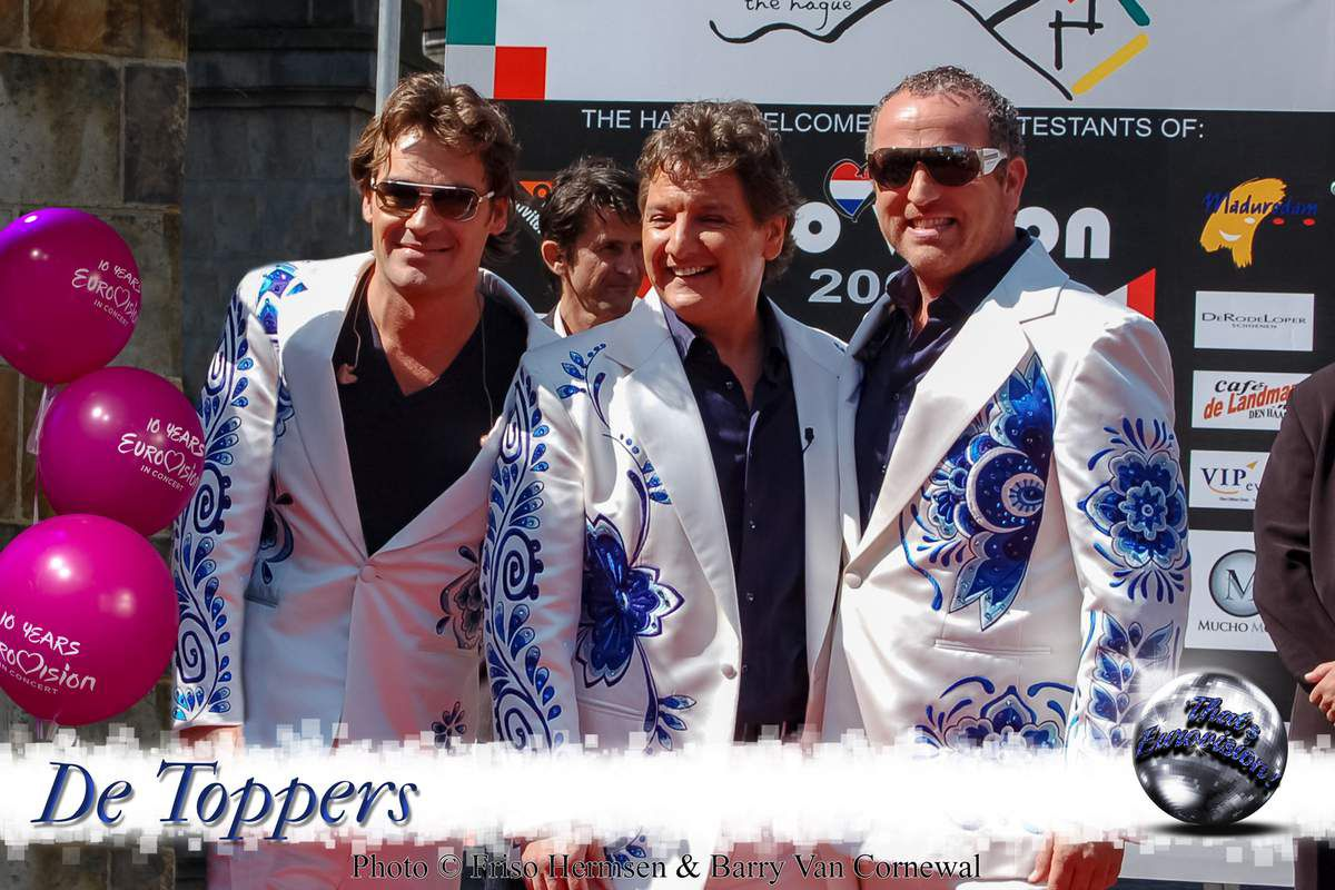 The Netherlands - De Toppers (Shine) 2009