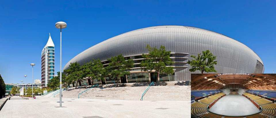 Altice Arena - The Final Countdown!