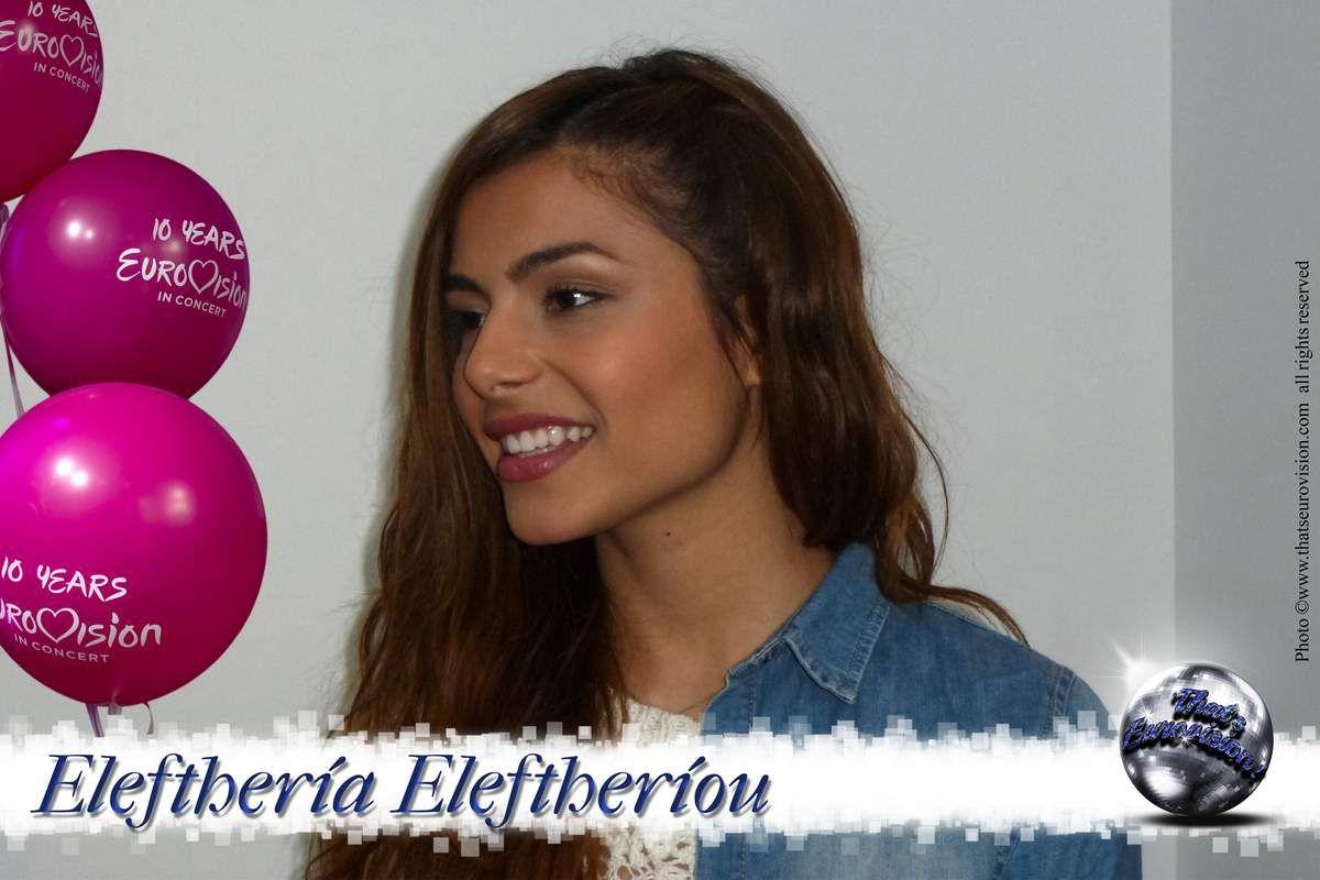 Greece - Elefthería Eleftheríou (Aphrodisiac) 2012