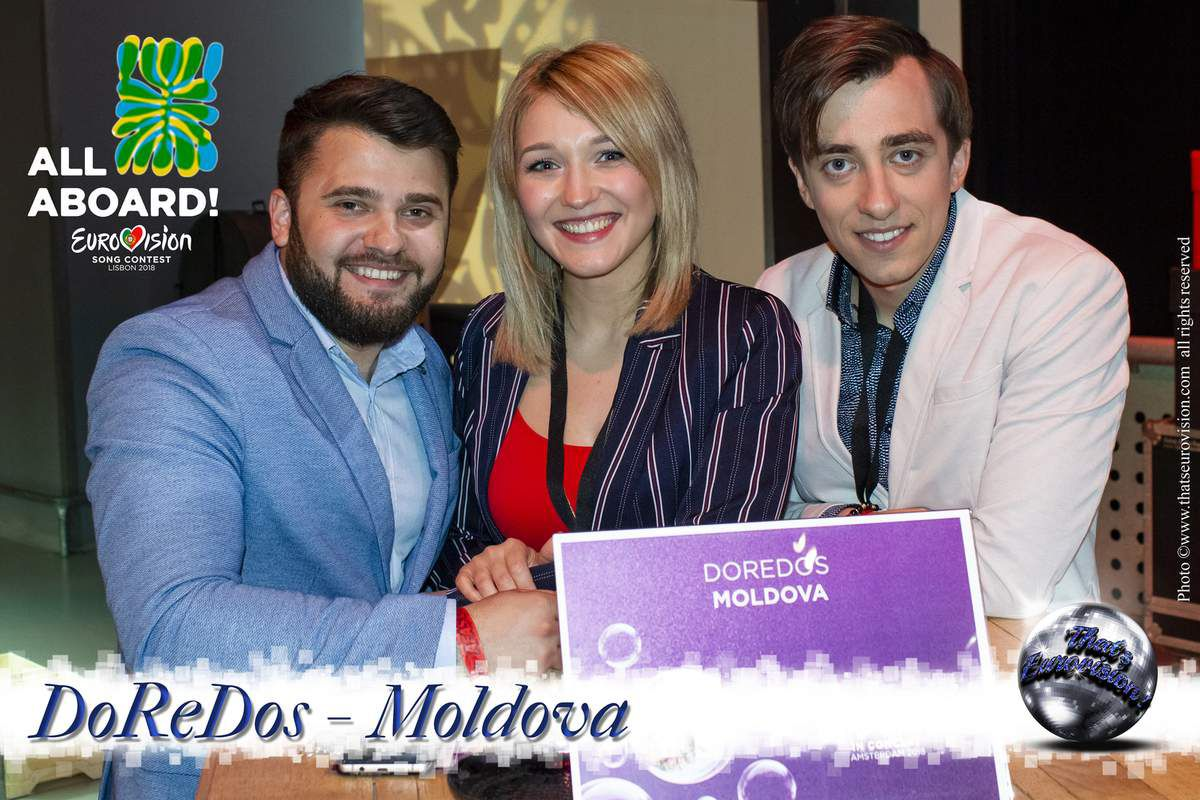 Moldova 2018 - DoReDos -Third time was the lucky one for us!