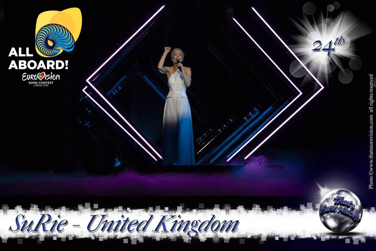 United-Kingdom - SuRie - 24th All Aboard!