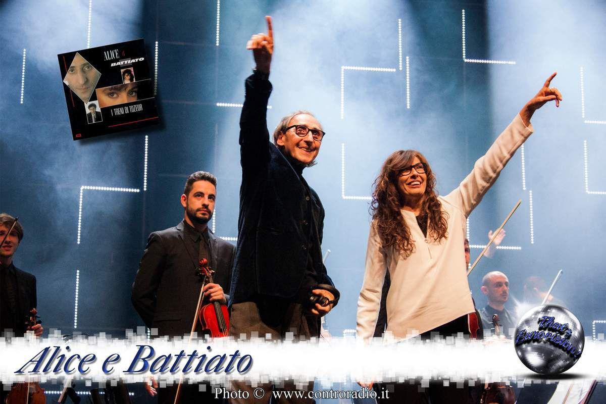 Alice e Battiato - I Treni Di Tozeur (Italy 1984)