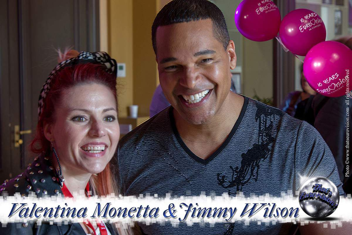San Marino - Valentina Monetta & Jimmie Wilson (Spirit of the Night) 2017