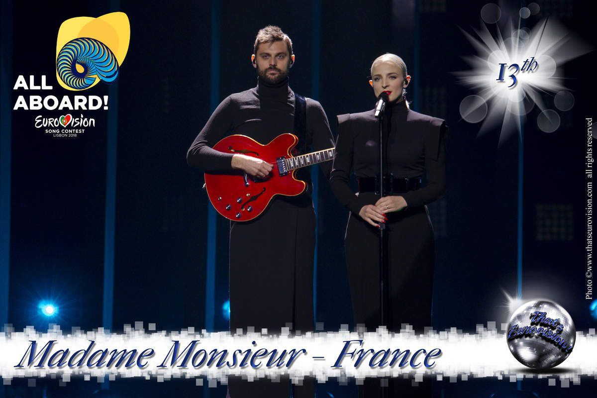 France - Madame Monsieur - 13th All Aboard!