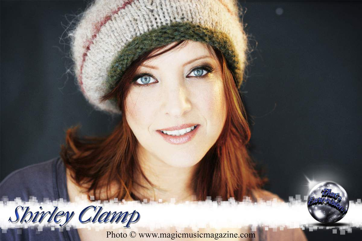 Shirley Clamp, Melodifestivalen and Eurovision Song Contest