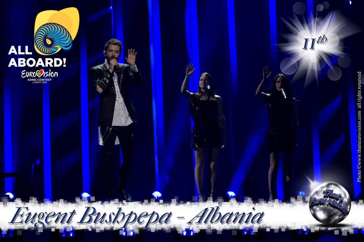 Albania - Eugent Bushpepa - 11th All Aboard!