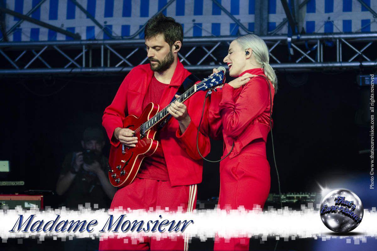 Madame Monsieur - Un 14 juillet à Vermelles !