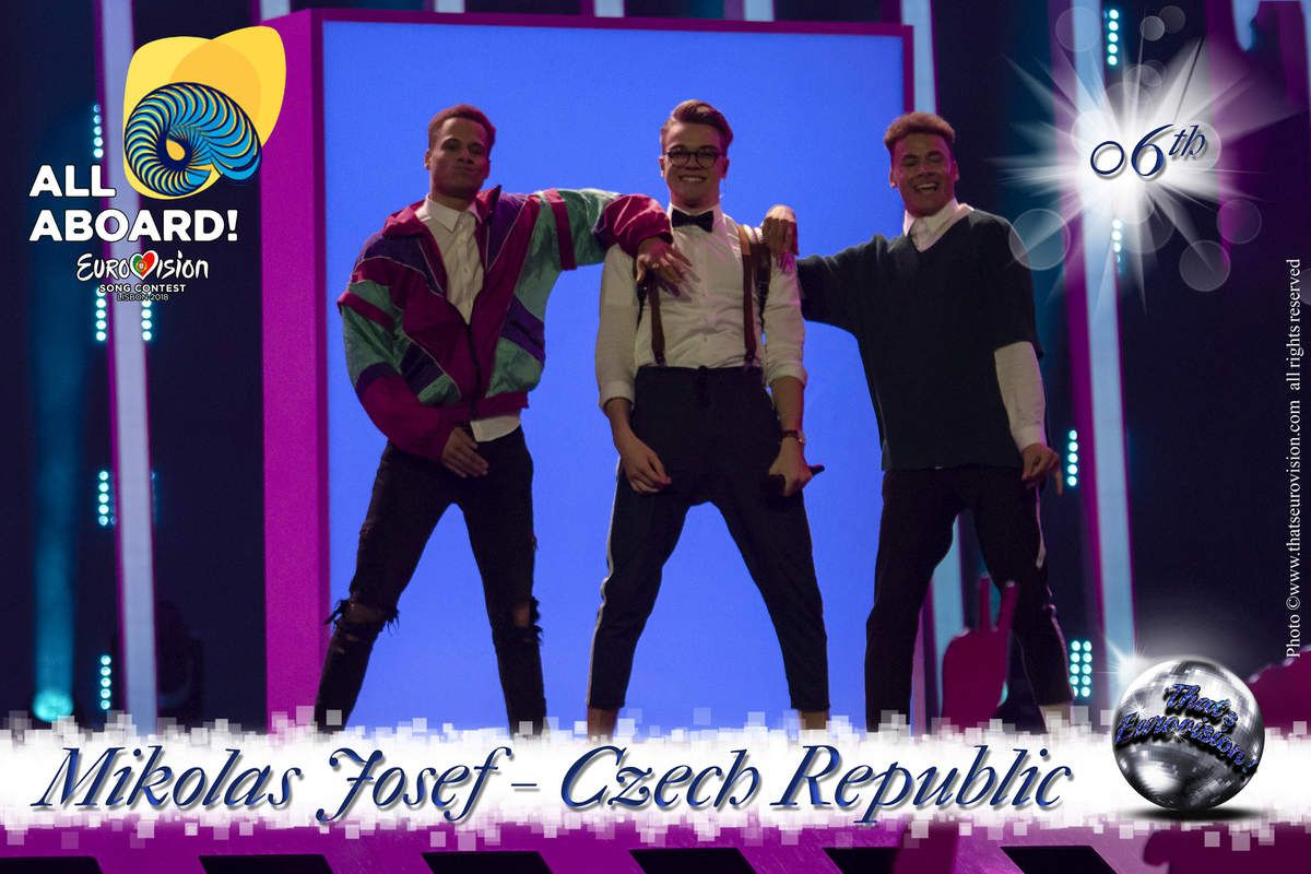 Czech Republic - Mikolas Josef - 6th All Aboard!