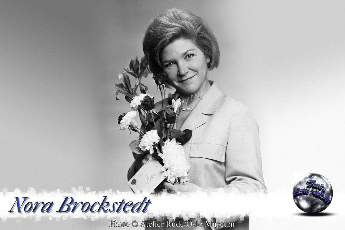 Nora Brockstedt - Voi Voi (Norway 1960)
