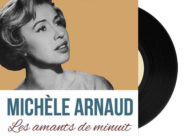 """Luxembourg - Michèle Arnaud """"Les Amants de Minuit"""""""