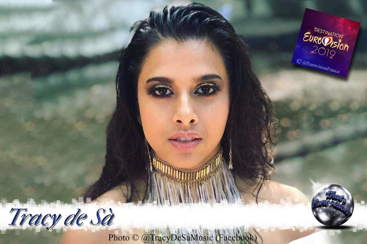 Destination Eurovision 2019 - France - Meet The Artists!