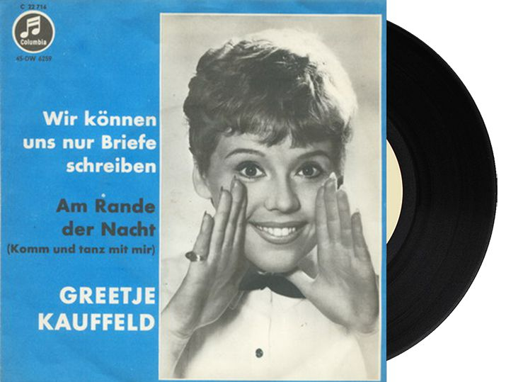 "10th - The Netherlands - Greetje Kauffeld ""Wat een Dag"" (6 points)"