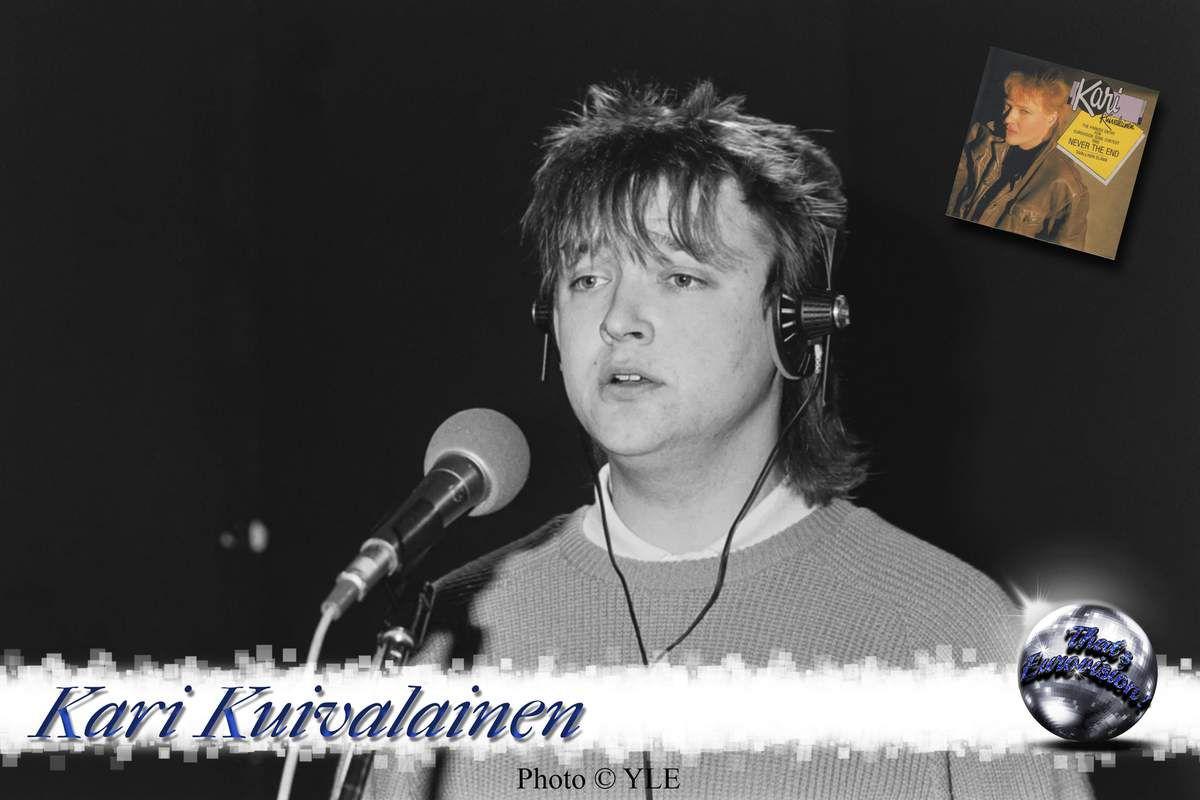 Kari Kuivalainen - Never the End (Finland 1986)