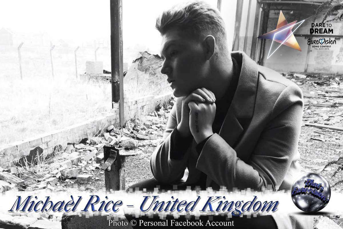 United Kingdom 2019 - Michael Rice (Bigger Than Us)