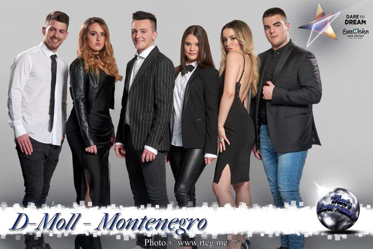 Montenegro 2019 - D-Moll (Heaven)