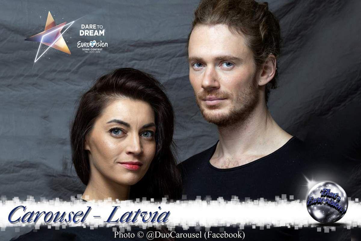 Latvia 2019 - Carousel (That Night)
