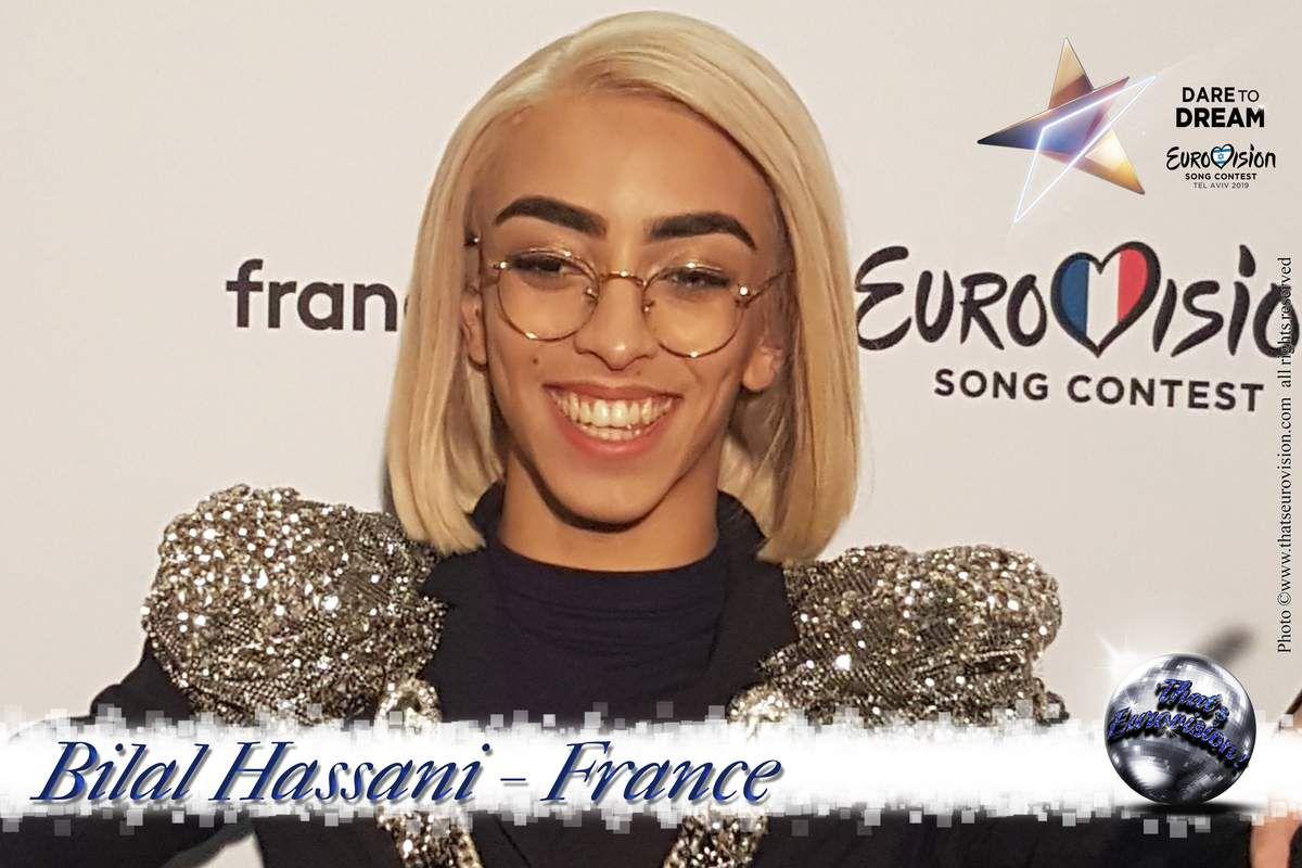 France 2019 - Bilal Hassani - J'arrête de me poser des questions, tout va bien !