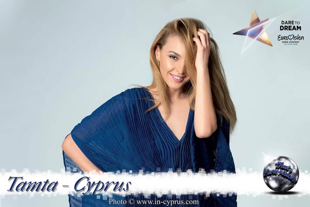 Cyprus 2019 - Tamta (Replay)