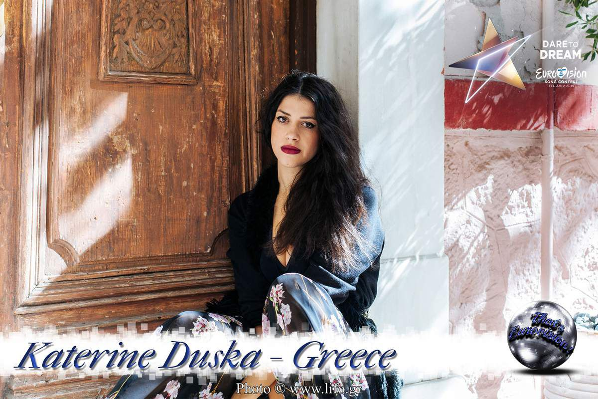 Greece 2019 - Katerine Duska (Better Love)