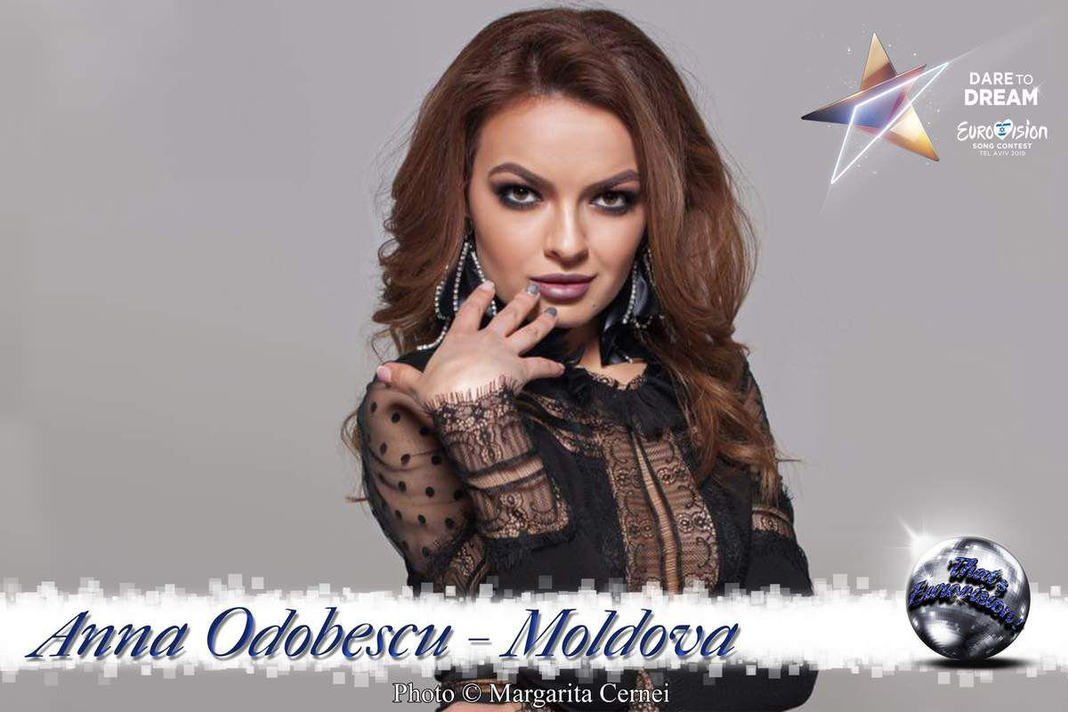 Moldova 2019 - Anna Odobescu - I want to deliver only my very best