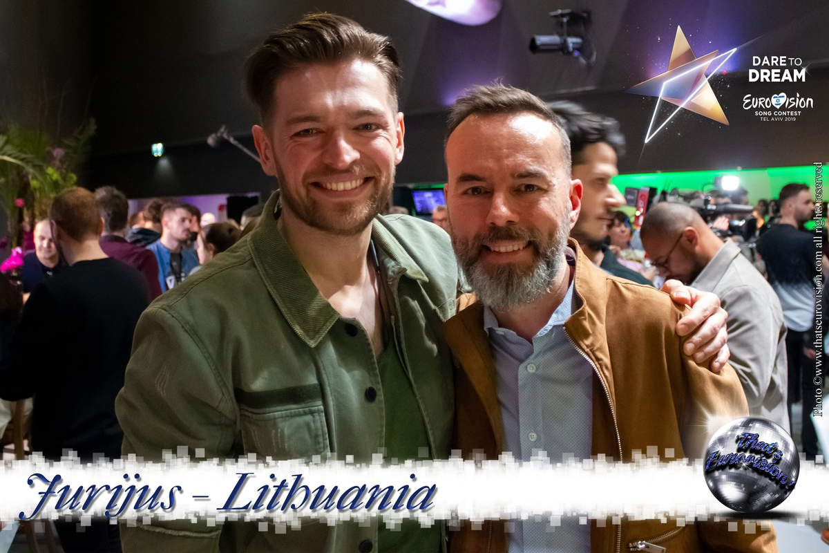Lithuania 2019 - Jurijus - It is all about the music, no fireballs, no real life lions!