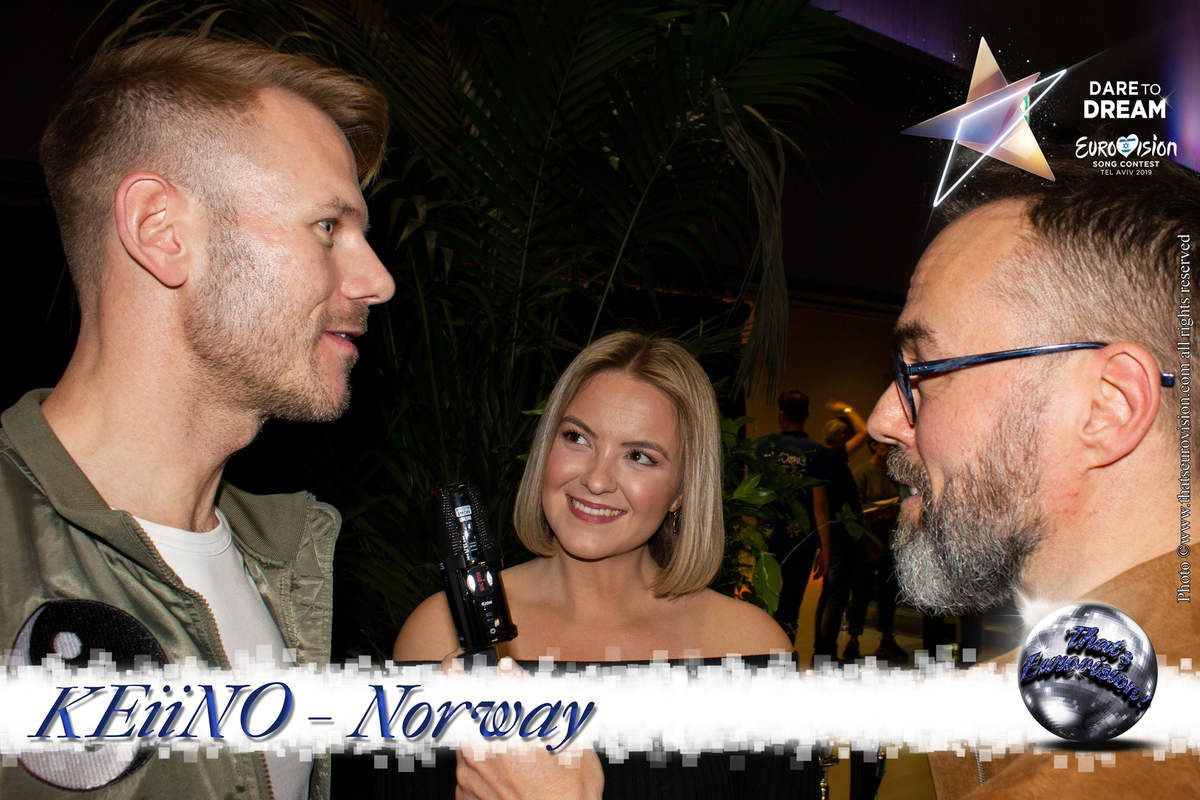 Norway 2019 - KEiiNO - We wanted to write a Eurovision song about being accepted for being different!