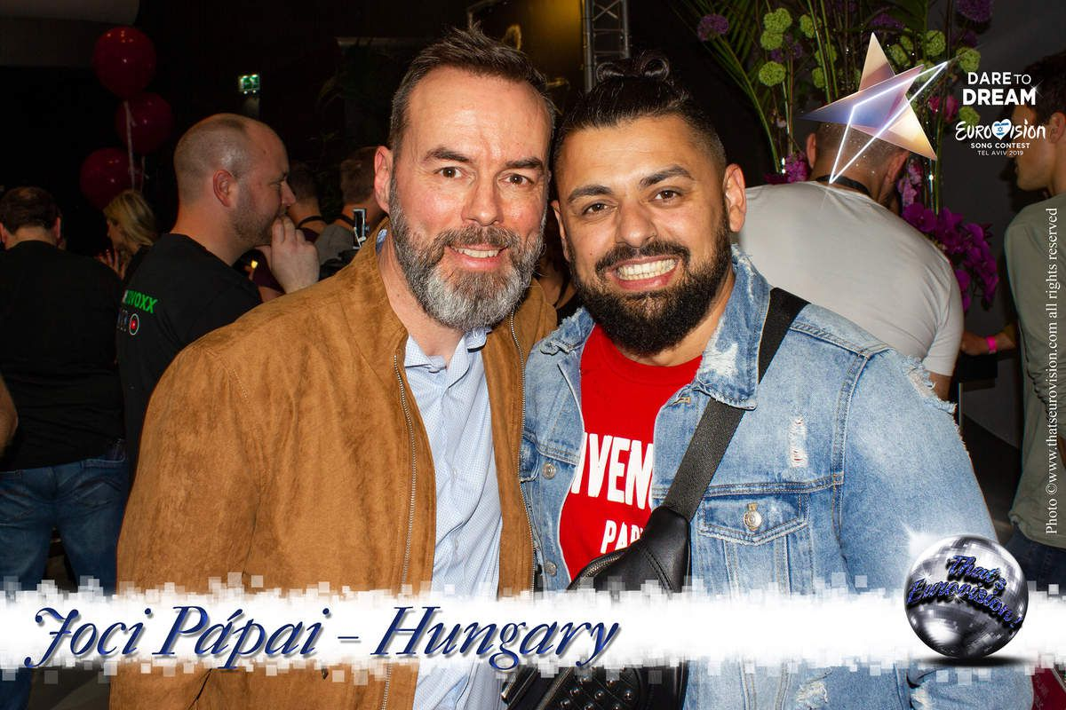 Hungary 2019 - Joci Pápai - I would like to express my gratitude and my love for my Father