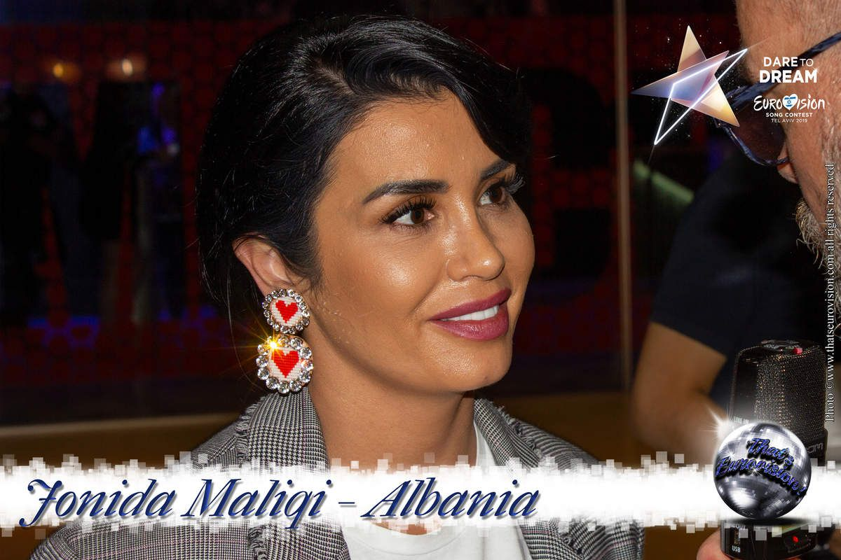 Albania 2019 - Jonida Maliqi - Everytime I sing my song, I have strong feelings, it makes me feel alive