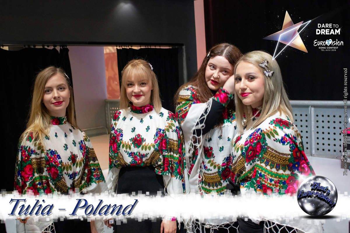 Poland 2019 - Tulia - It is the best time in our lives!!