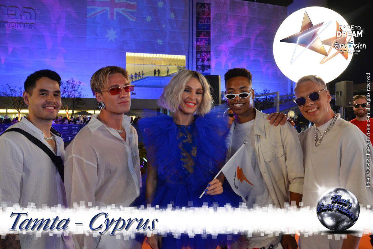 Tel Aviv - Orange Carpet - The Ceremony!