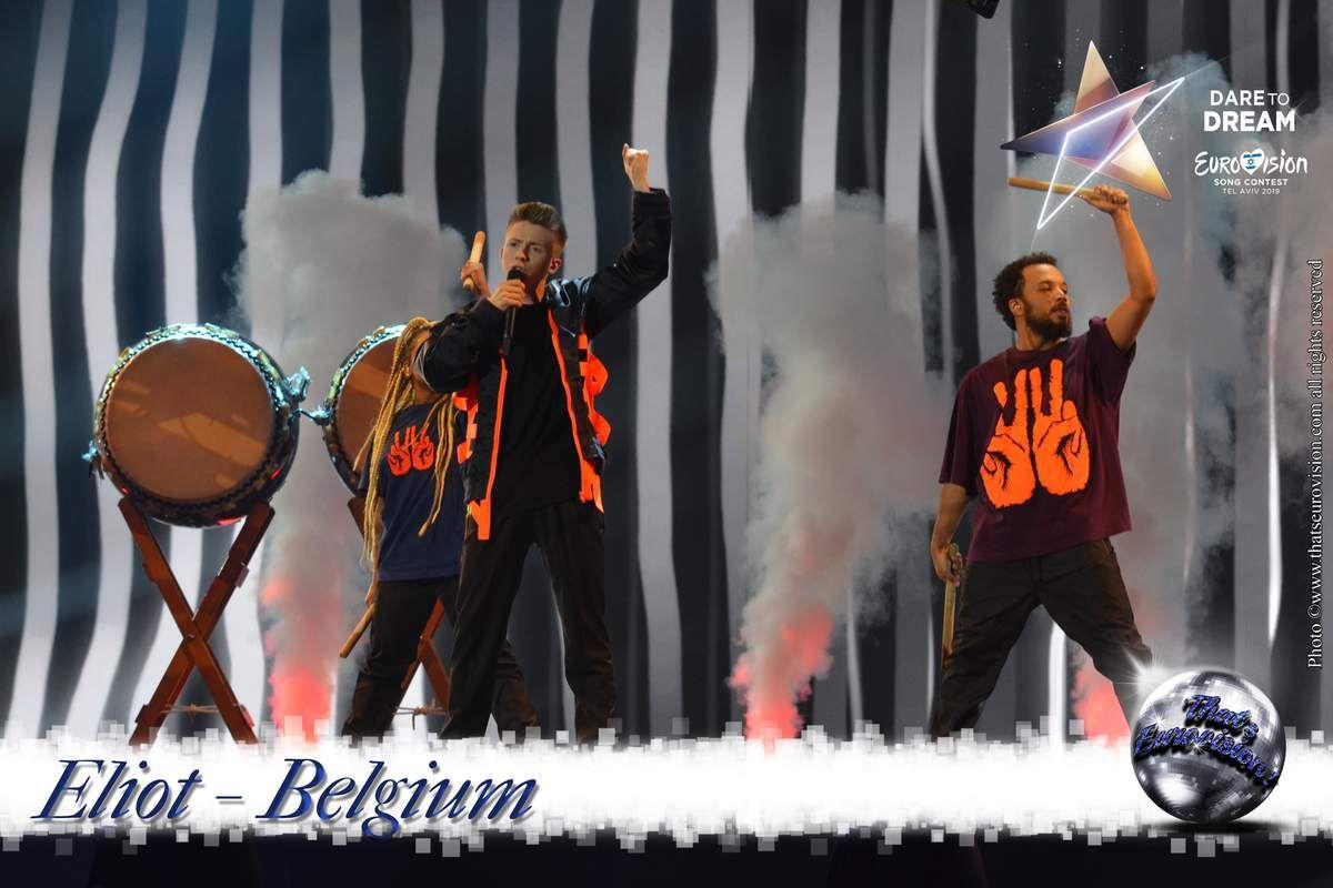 Tel Aviv - Première Demi-Finale - Les Photos !