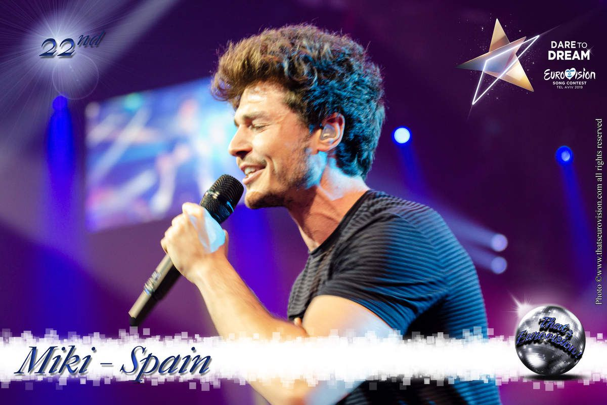 Spain 2019 - Miki - 22nd