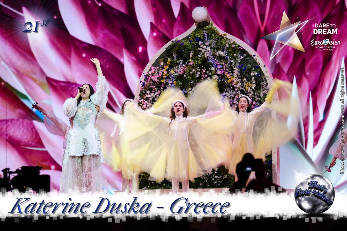 Greece 2019 - Katerine Duska - 21st