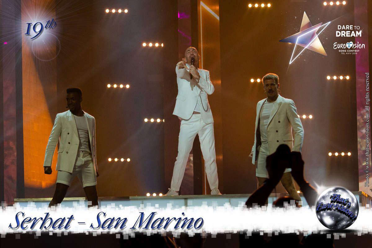 San Marino 2019 - Serhat - 19th