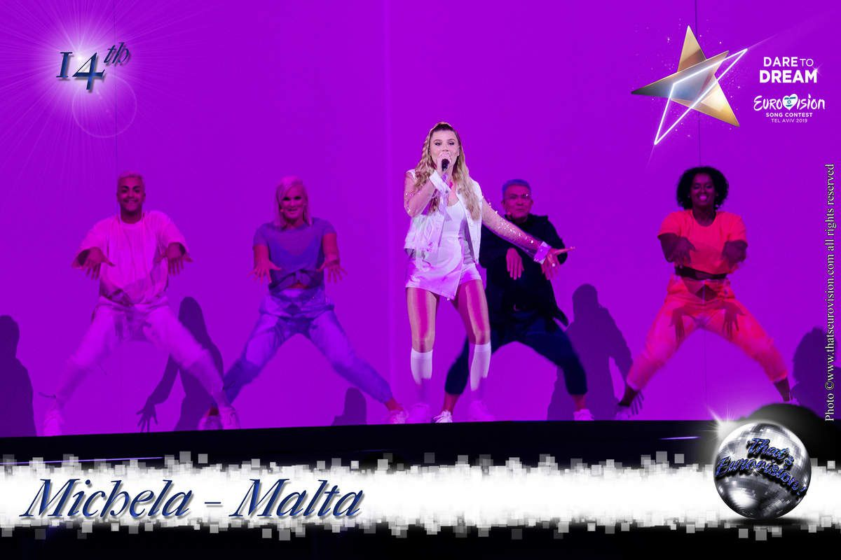 Malta 2019 - Michela - 14th