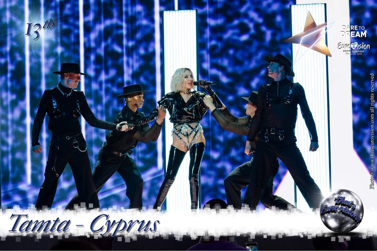 Cyprus 2019 - Tamta - 13th