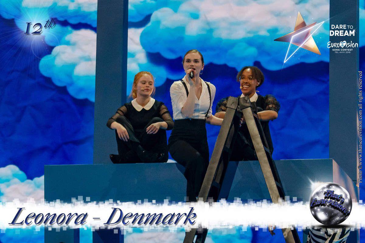 Denmark 2019 - Leonora - 12th