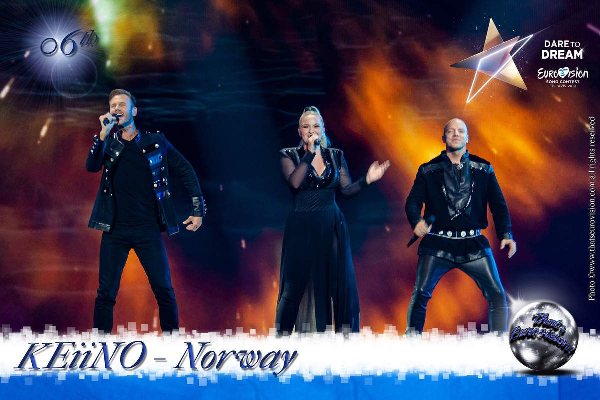 Norway 2019 - KEiiNO - 6th