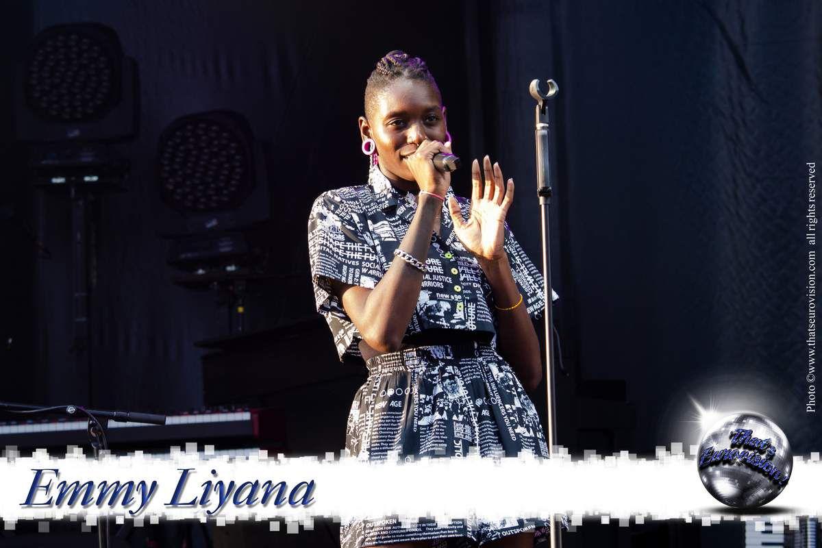 Emmy Liyana - 13 juillet 2019