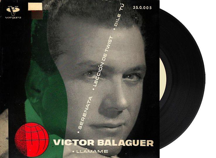 """13th - Spain - Victor Balaguer """"Llámame"""" (0 point)"""